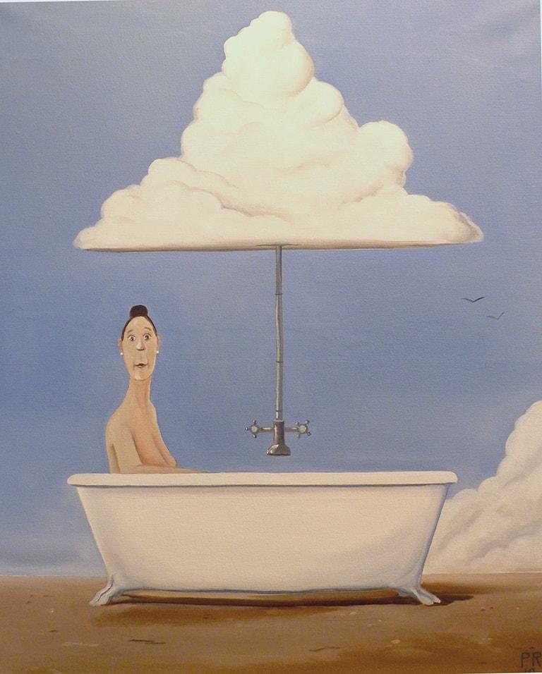 2 le bain 65x54