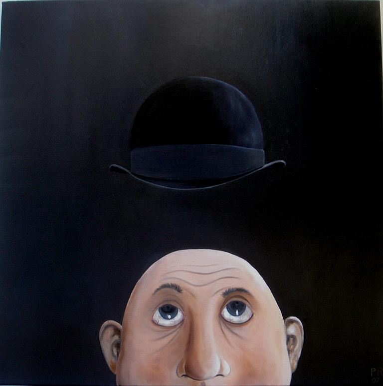 24 le chapeau noir 100x100